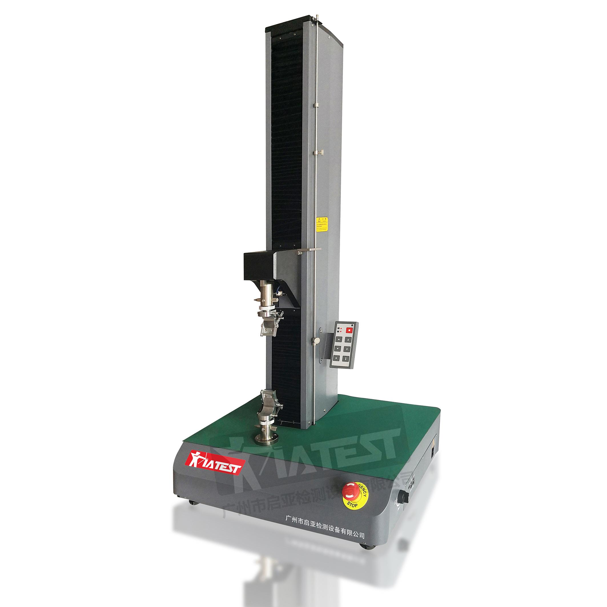 电子万能试验机-单柱机