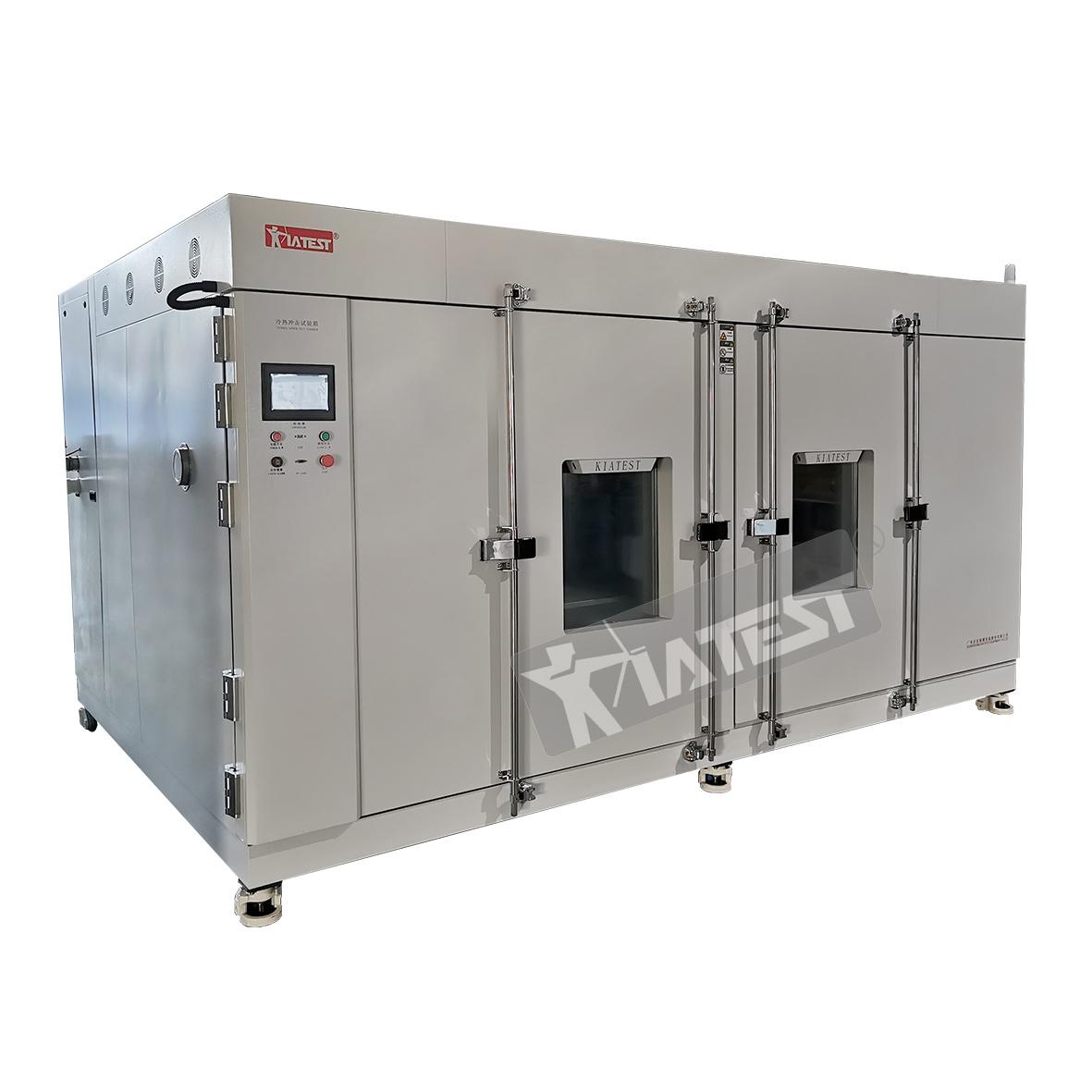冷热冲击试验机(两箱)