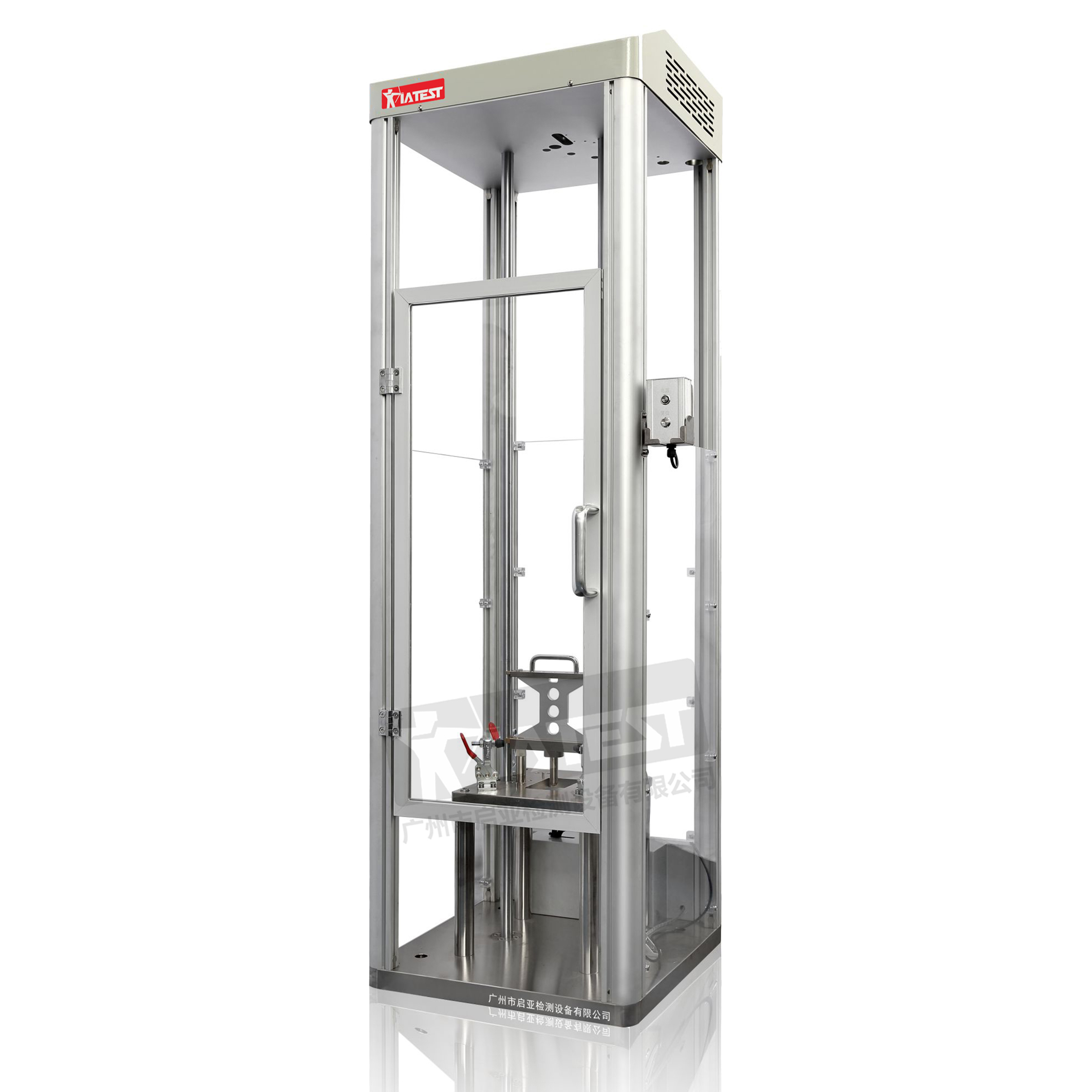高分子板材仪器化冲击试验机