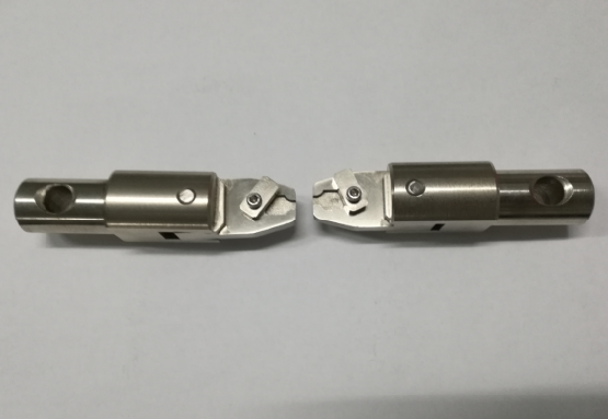 微型金属哑铃型试样拉伸夹具